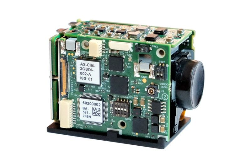 3G-SDI HD-VLC HD-SDI Tamron MP1110M Autofocus zoom block camera