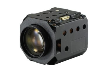 Product photo - Active Silicon's Harrier 10x zoom camera