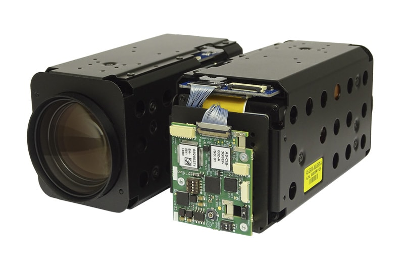 Product image of the Harrier 36x AF-Zoom Camera with HD-SDI output