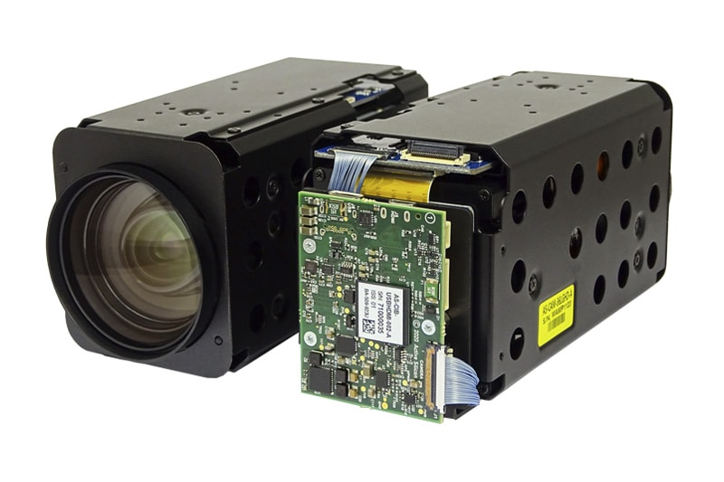 Product image of the Harrier 36x AF-Zoom Camera with USB and HDMI output