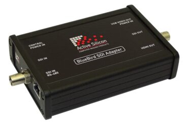 Product image of the BlueBird SDI Adapter enclosed version
