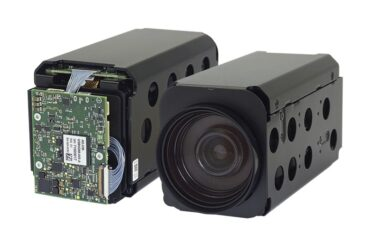 Product photo HDMI AF-Zoom block camera with Tamron MP2030M-GS global shutter
