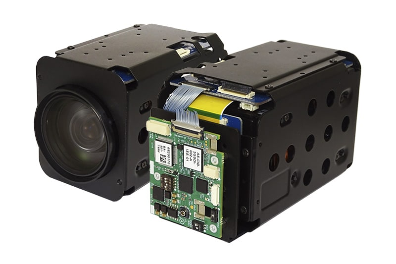 Product photo of the Harrier 40x AF-Zoom Camera 3G-SDI