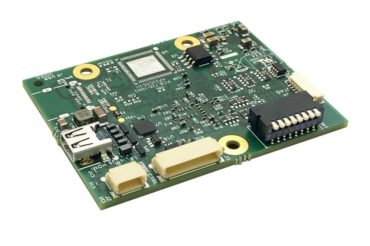 Harrier HDMI Camera Interface Board - Side B