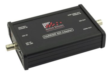 Active Silicon Harrier SDI adapter converter enclosed version