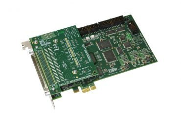 Product image of the Phoenix LVDS frame grabber PE1