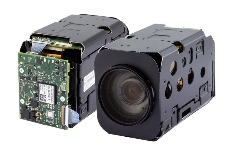 Product photo USB/HDMI Autofocus-Zoom Block Camera with Sony FCB EV7520A