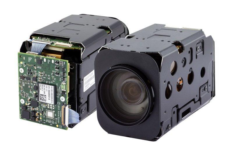 Product photo USB/HDMI Autofocus-Zoom Block Camera with Sony FCB EV7520A