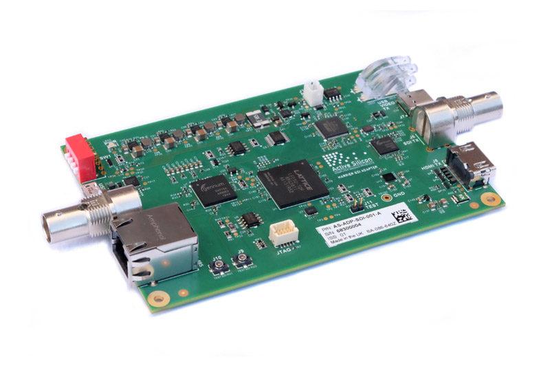 Harrier SDI Adapter - 3G-SDI / HD-SDI, to USB 3.0 and HDMI