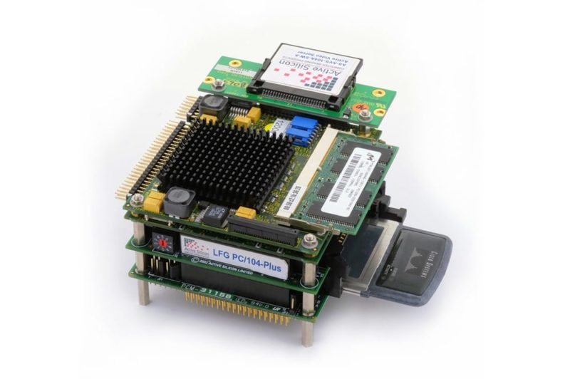 PC/104-Plus Embedded Video Server