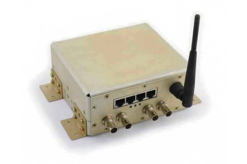 Embedded System: Custom Video Streaming Server as-avs-mk2-a