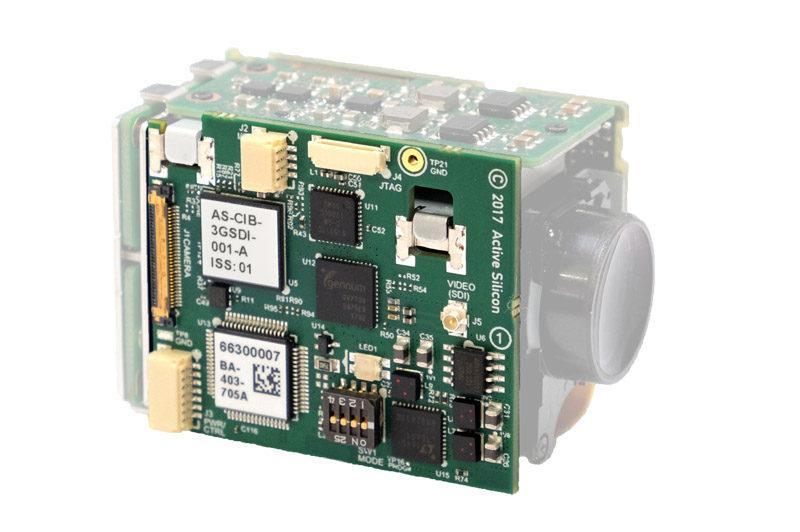 Harrier 3G-SDI camera interface board 50 Ohm product photo