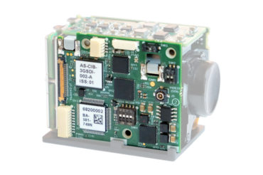 Harrier 3G-SDI Camera Interface Board (75 Ohm)