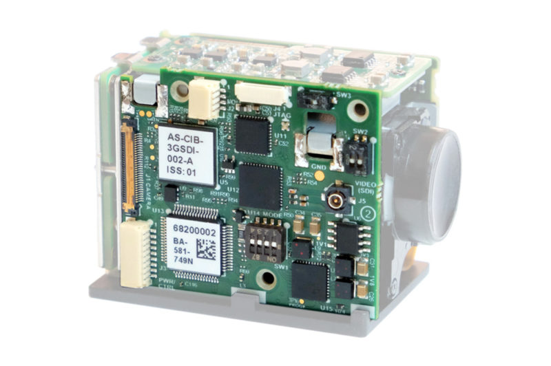 Harrier 3G-SDI Camera Interface Board (75 Ohm) product image