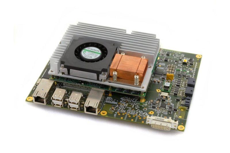 COM Express Embedded System – CM04