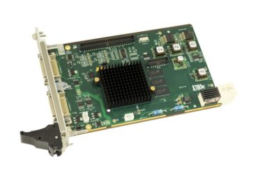 FireBird Camera Link Frame Grabber cPCI Serial 80-bit 2PE4
