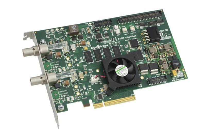 FireBird CoaXPress Frame Grabber (Dual CXP-6)