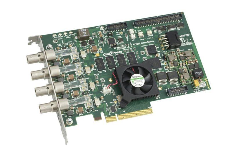 FireBird CoaXPress Frame Grabber (Quad CXP-6)