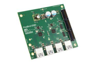 FireBird Quad USB 3.0 Host Controller