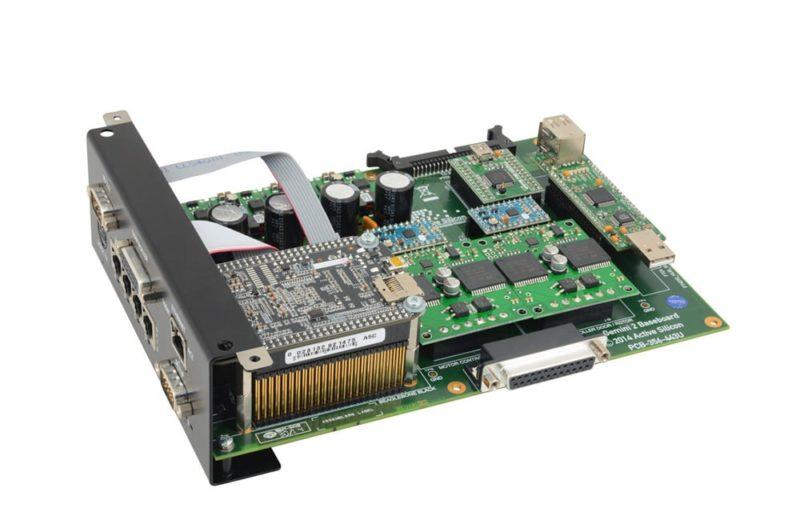Custom Embedded System – TC12