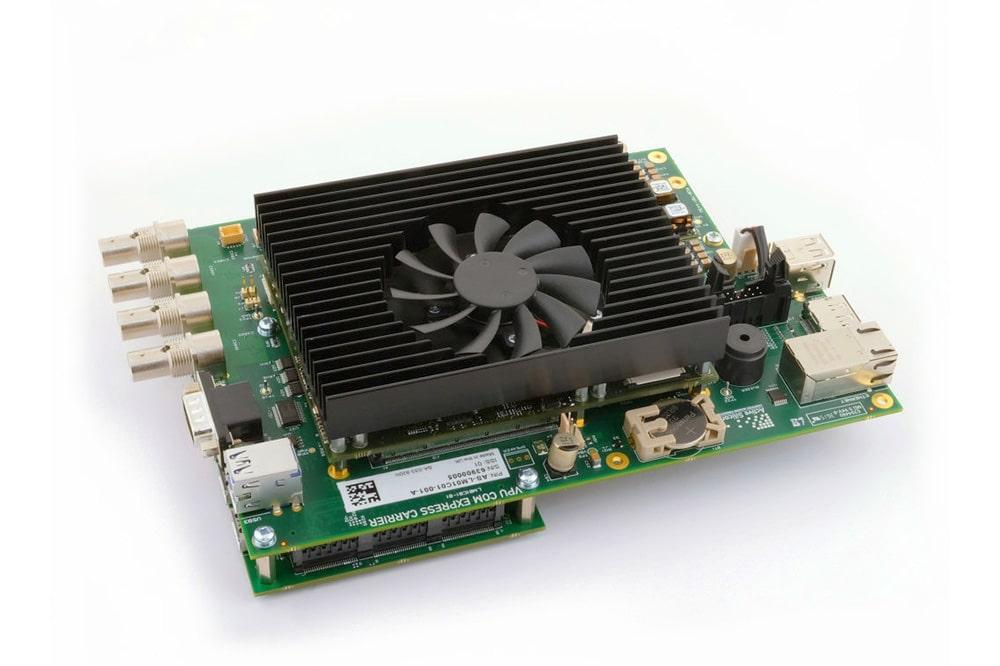 COM Express Embedded Vision System – LM01