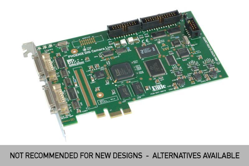 Phoenix Camera Link frame grabber D48-PE1