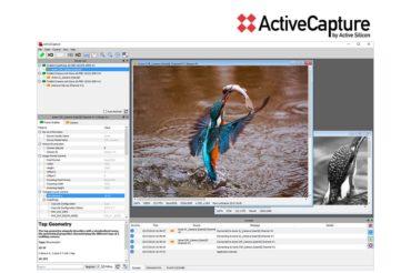 ActiveCapture software for FireBird frame grabbersA