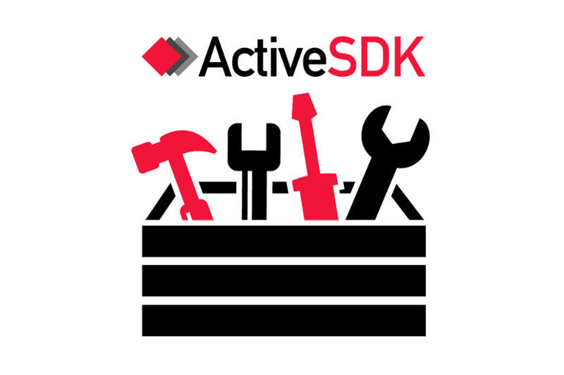ActiveSDK, software development kit for FireBird frame grabbers