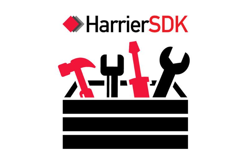 Harrier SDK logo