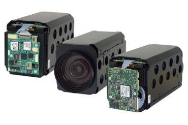 Global Shutter autofocus-zoom block cameras
