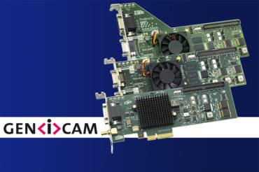 All FireBird frame grabbers are GenICam compatible