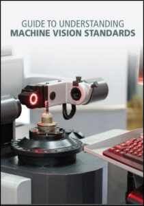 Cover of the guide to understanding Machine vision standards