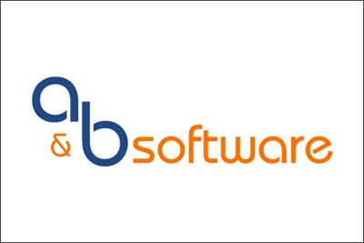 A & B Software logo