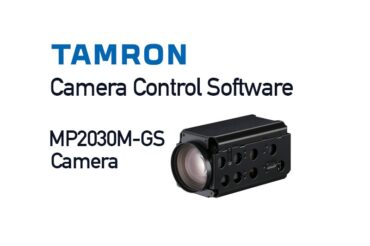 Image for Tamron MP2030M-GS Camera Control Software