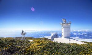SST solar observatory